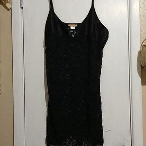 Sensara Black lace 😍 nightie.